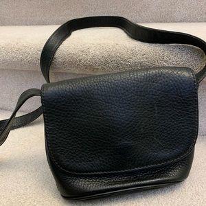 Coach crossbody small purse bag black
